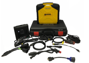 TEXA Construction and Off Highway Diagnostic Scanner Laptop Tool