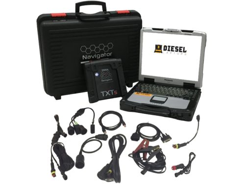 TEXA Truck and Off Highway Combo Diagnostic Tool