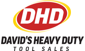 David's Heavy Duty Tool Sales Logo