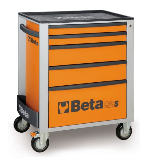 Mobile roller cabs - tool chests assort.
