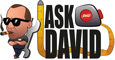 Davids Heavy Duty Ask David Logo