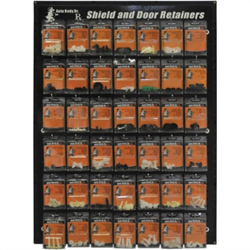 Shield & Door Retainers Displa