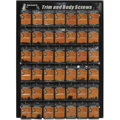 Trim Screws Display