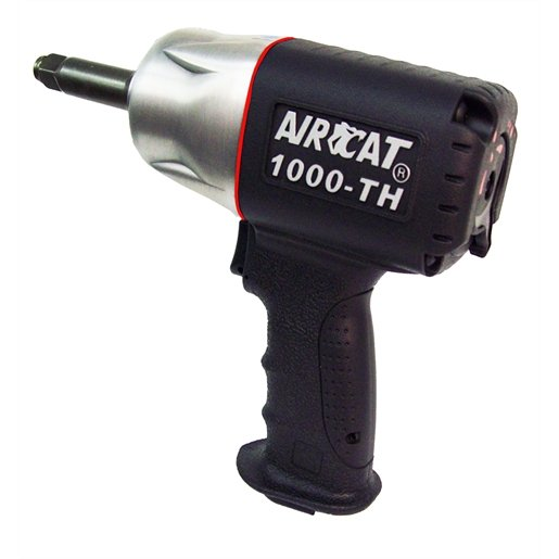 """AIRCAT 1/2"""" DR. COMP IMP WRENCH 2"""" ANVIL"""