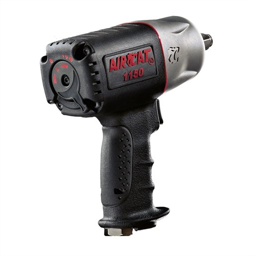 AIRCAT® 1150 1/2 in. Drive Impact Wrench w/ 1295 f