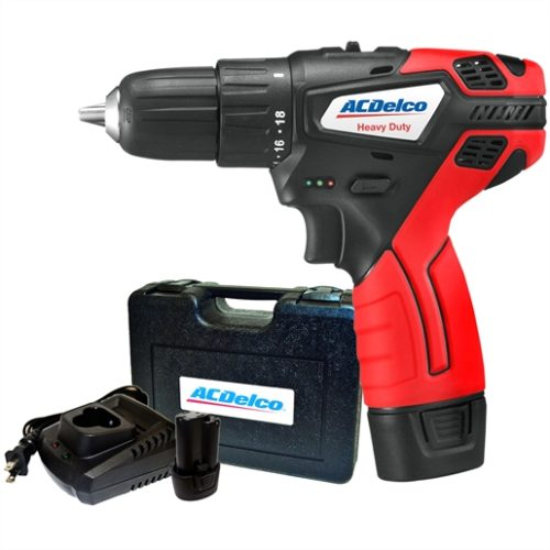 G12 Series Lith 12V 2-Speed Drill / Driver