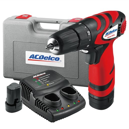 """Lith 8V 3/8"""" Drill Driver, 130 in/lbs."""