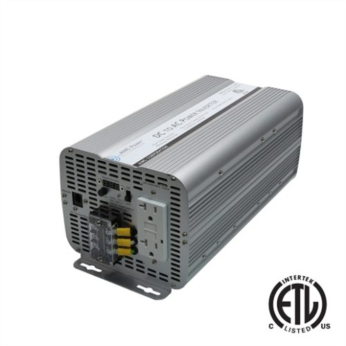 3000WT UL458 LISTED PWR INVTER 12 VDC TO 120 VAC
