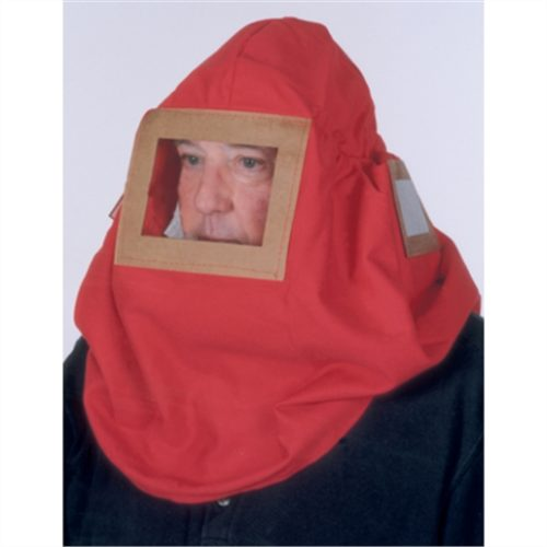 """STANDARD HOOD WITH 5"""" X 6"""" LENS"""