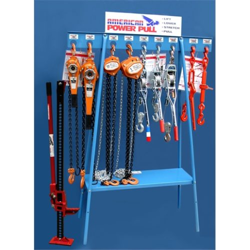 Chain Puller Display