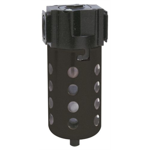 1/4IN 5-Micron Filter with Manual Drain
