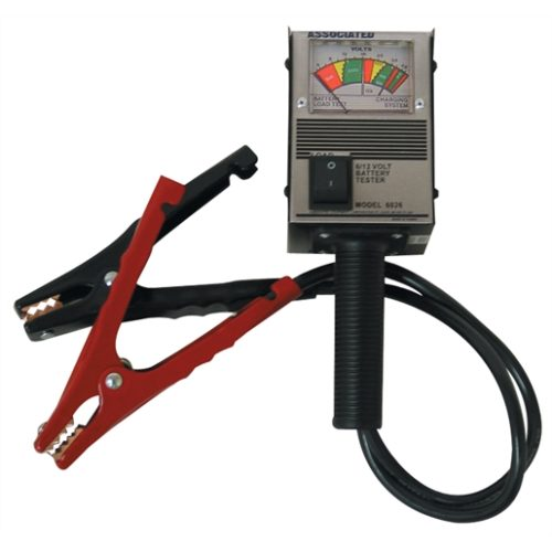 LOAD TESTER HEAVY DUTY 6/12 VOLT