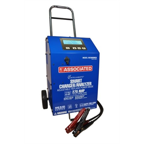 Associated Charger/Analyzer, Variable Intellamatic