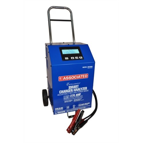 Associated Battery Charger/Analyzer, Variable Inte