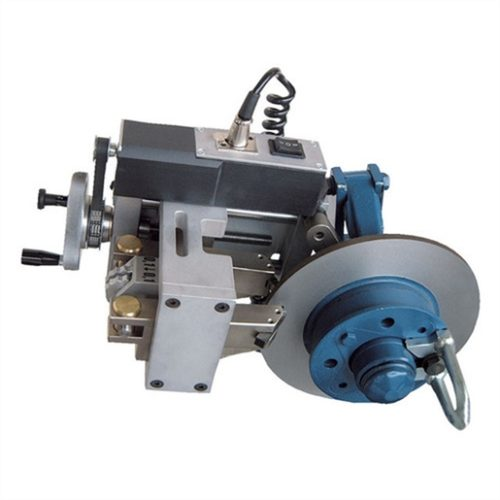 ON THE CAR BRAKE LATHE WITH STD EQUIPMENT