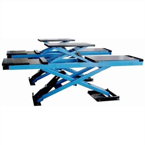 12000 LB. CAPACITY SCISSOR ALIGNMENT LIFT OPEN C