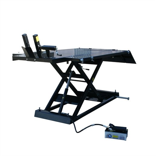 1500 LB. CAPACITY MOTORCYCLE LIFT INCLUDES SIDE