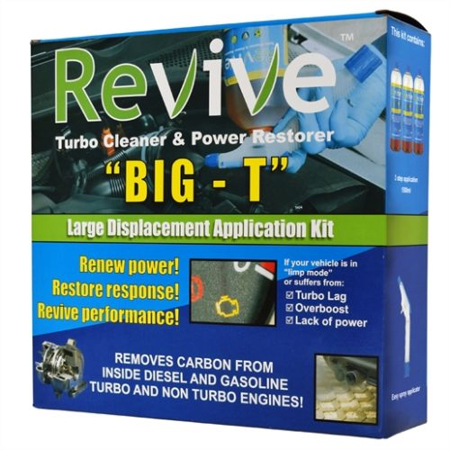 Revive GDI & Turbo Cleaner Big-T