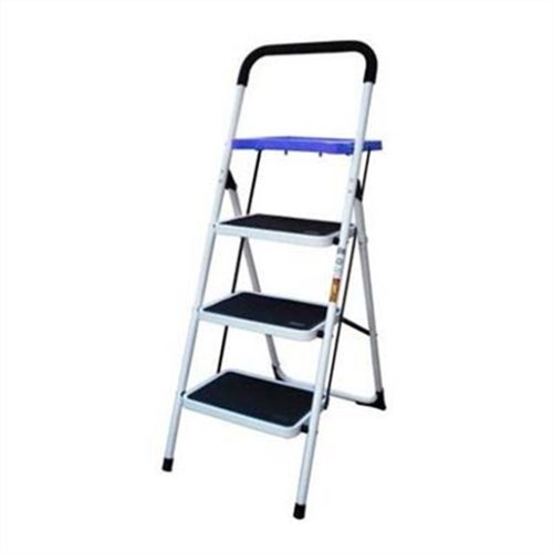 3 Step Ladder With Paint Tray