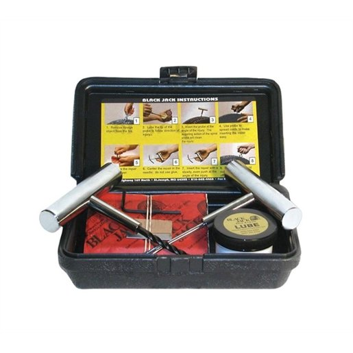 Small Repair Kit With Chrome Tools