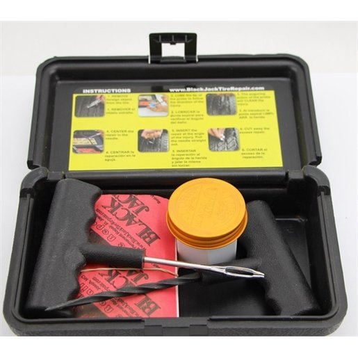 Small Repair Kit With Plastic Tools