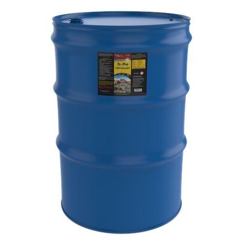 55 Gallon Tire Sealant, Drum with Pump