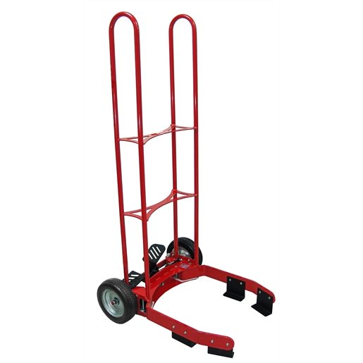 TC400 Hands-Free Foot Operated Tire Cart