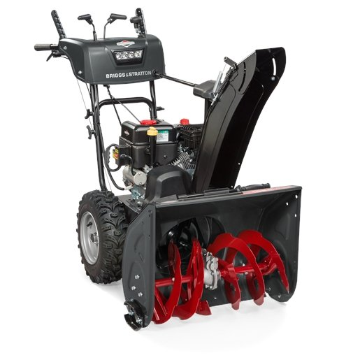 """24"""" Snow Thrower, Dual Trigger Steering, 9.5 TP"""