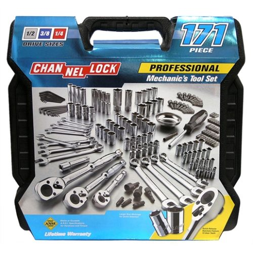 171-PC MECHANIC'S TOOL SET