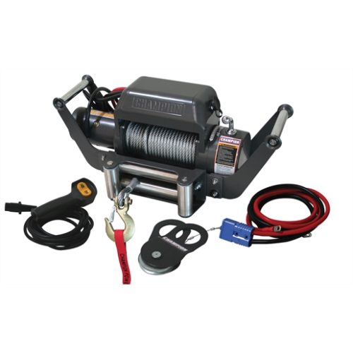 Champion Power Equip. 10,000 lb. Winch Kit