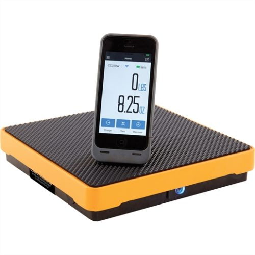Compute-A-Charge Scale Wireless