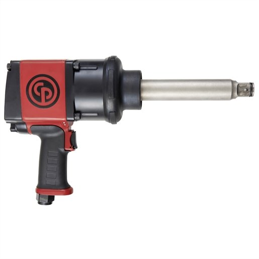 """1"""" High Torque Pistol Impact Wrench with 6"""" Ext."""