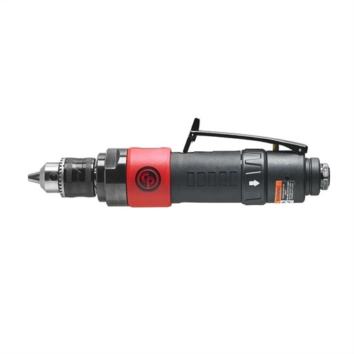 "CP887C Inline Reversible 3/8"" Key Drill"