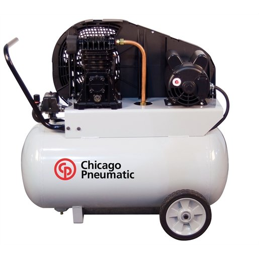 Single Stage 2HP portable 20 gal tank 1 phase