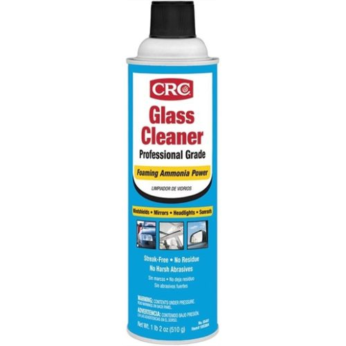 Glass & Dash Cleaner 18oz 12pk