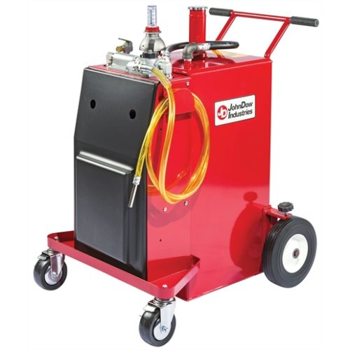 30-Gal. UL Listed Steel Gas Caddy - air operated