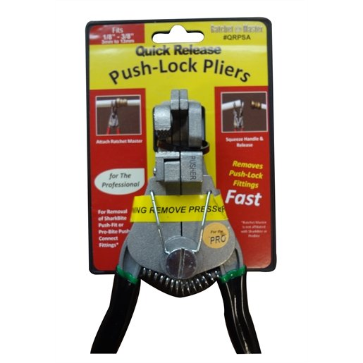 Quick Release Pliers- Small Angle