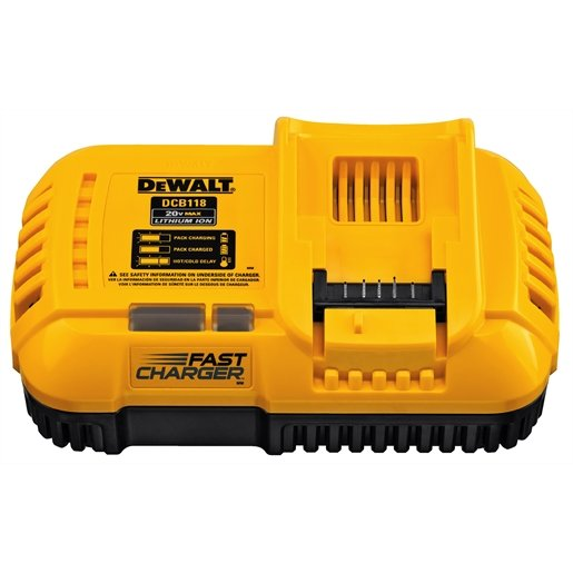 Fast Battery Charger for all 20/60V Ba