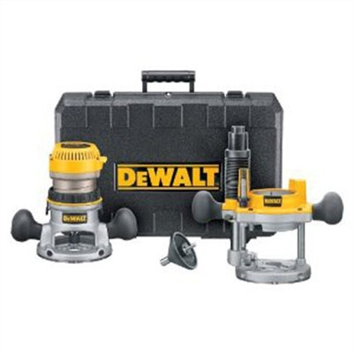 1-3/4 HP Fix/Plunge Router Kit