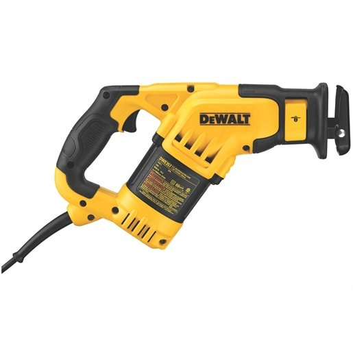 12 Amp Corded Compact Reciprocating Saw
