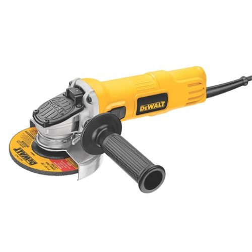 "4-1/2"" Small Angle Grinder with One-Tou"