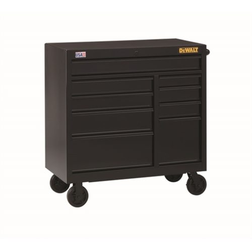 """9-Drawer Mobile Workbench, 41"""" x 21 in."""