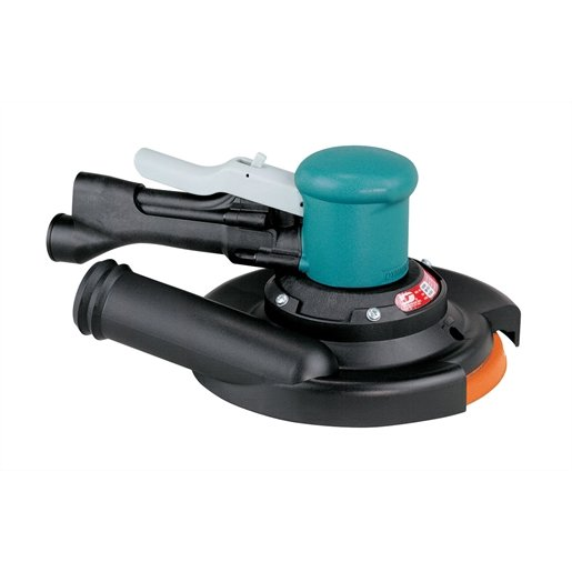 """8"""" TWO-HAND SANDER, CENTRAL VACUUM"""
