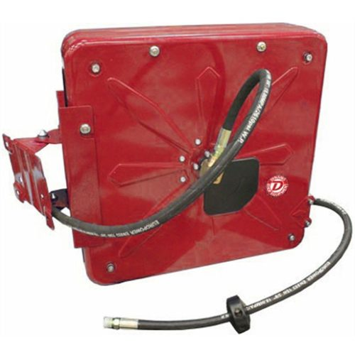 HP OIL/GREASE HOSE REEL, 50FT, 1/4, 4000PSI