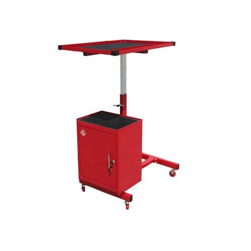 Rolling Red Work Table (Will Call Only)