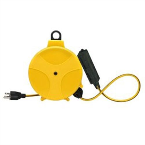 20' Yellow Retractable C Reel