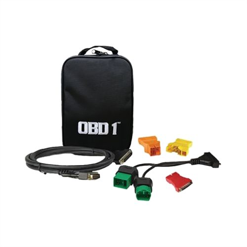 OBD1 CABLE KIT AND POUCH_