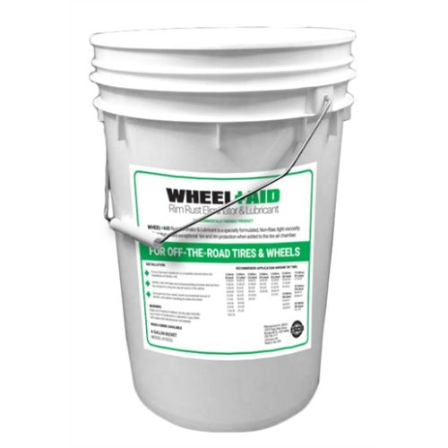 Wheel Aid, Rust Prev and Tire Collant 6-Gal
