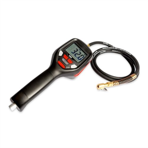 AUTOMATIC HAND HELD TIRE INFLATOR