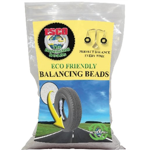 1 Case Of  24-- 10 ounce balancing beads
